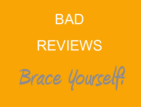 Writing a Negative BookReview