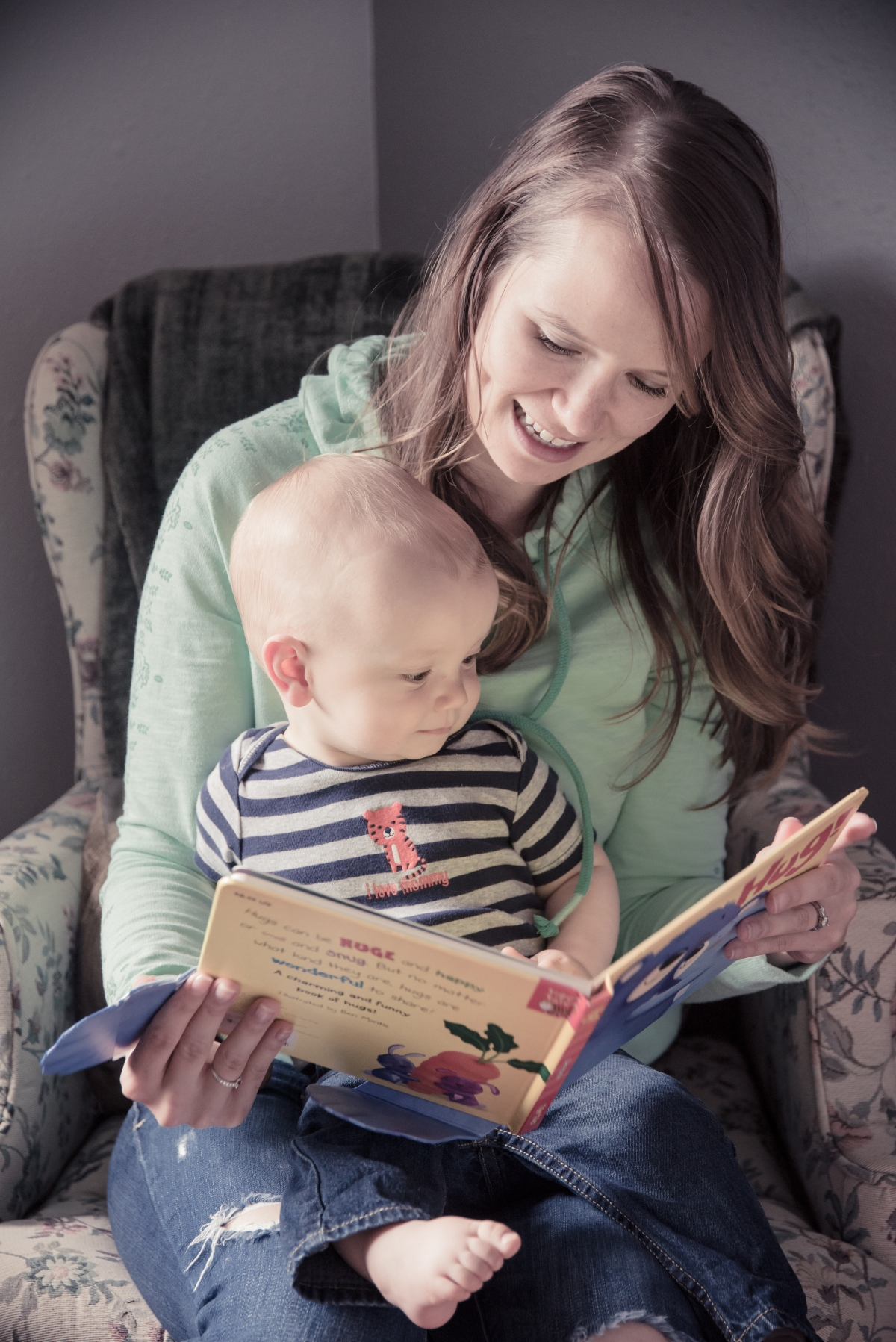 HOW I MANAGE AS A WRITER AND MOTHER