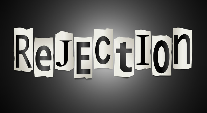Rejection: It Stings, Burns, and FinallyHeals
