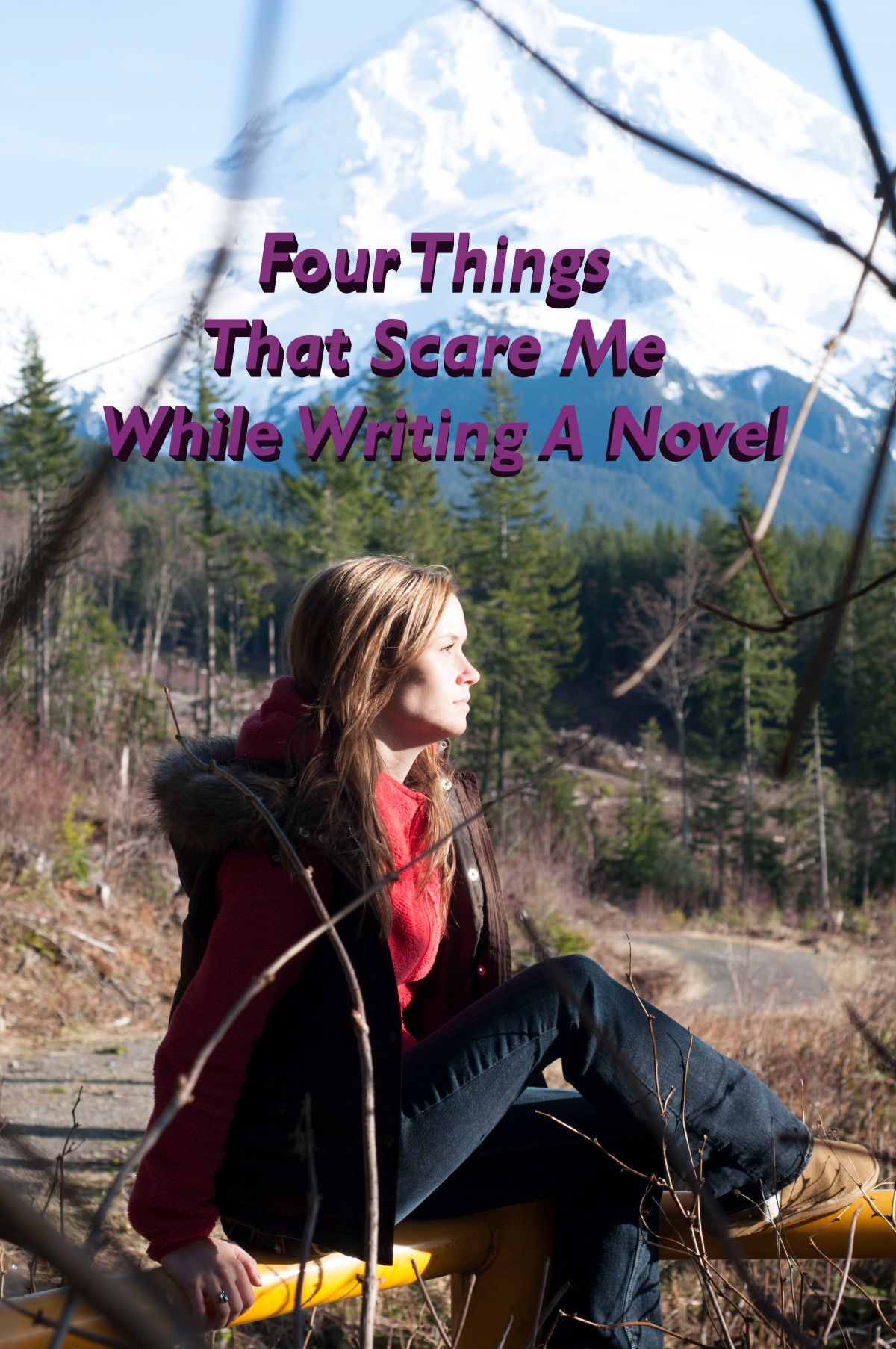 Four Things That Scare Me While Writing ANovel