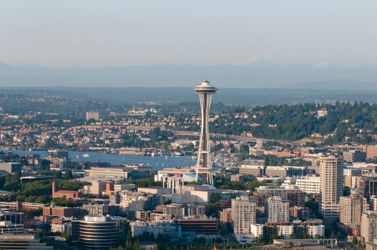 Pic Pick Friyay: SeattleFlight