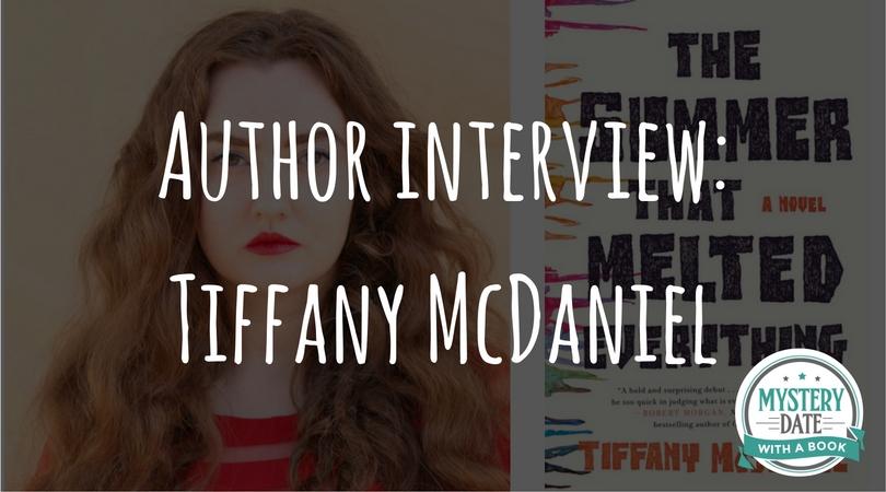 Author interview with TiffanyMcDaniel