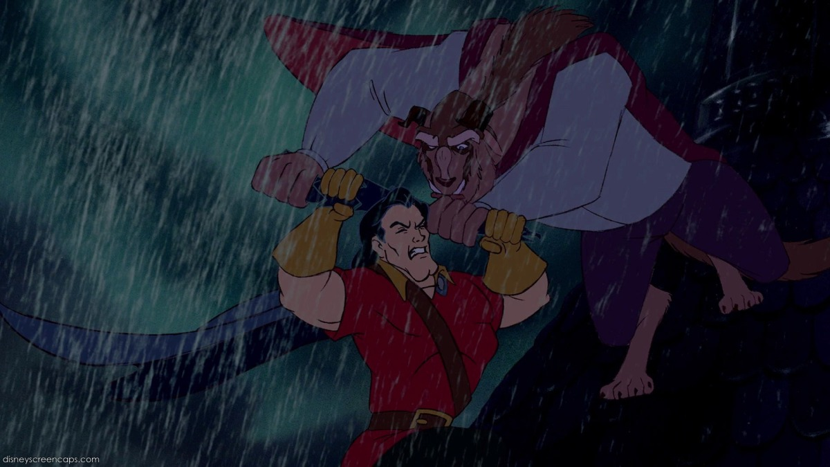 The Difference Between Gaston And Beast