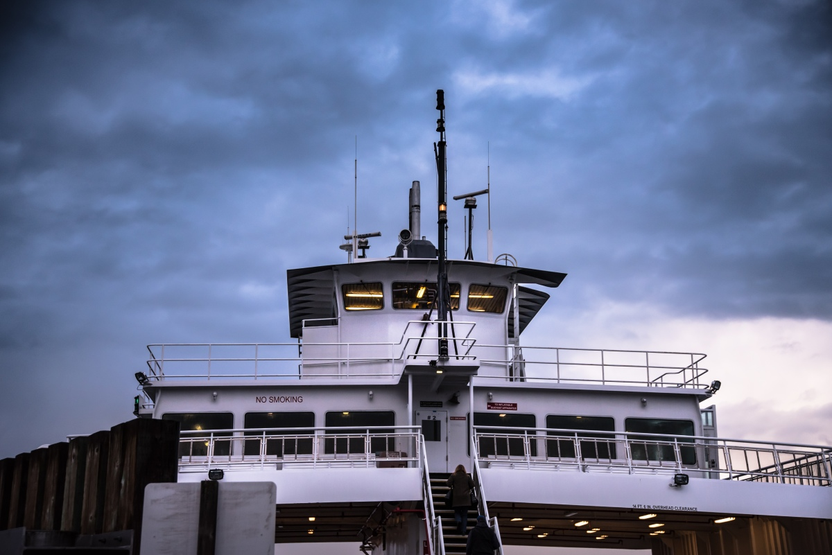 Picture Pick FriYAY: Steilacoom Ferry Ride,Wa.